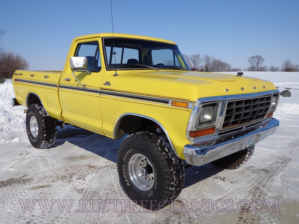 79 4x4 Ford For Sale   Autos Post